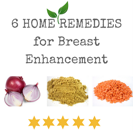 Boob home remedies