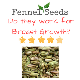 how to use fennel for breast enlargement