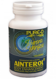 Pueraria-Mirifica-supplement